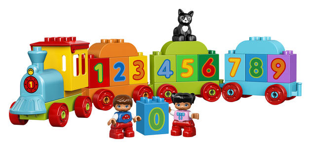 LEGO Duplo My First (10847). Il treno dei numeri - 6