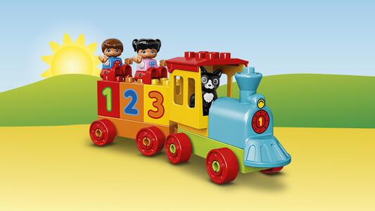LEGO Duplo My First (10847). Il treno dei numeri - 9