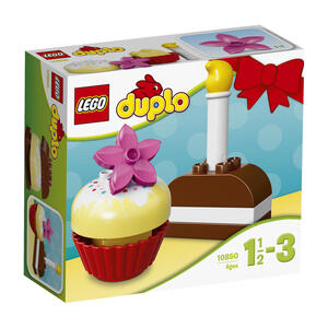 LEGO Duplo My First (10850). Le mie prime torte