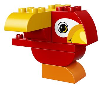 Giocattolo Lego Duplo My First. Il mio primo uccellino (10852) Lego 1