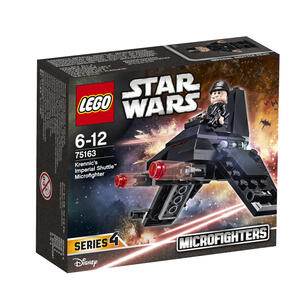 LEGO Star Wars (75163). Microfighter Krennic's Imperial Shuttle - 2