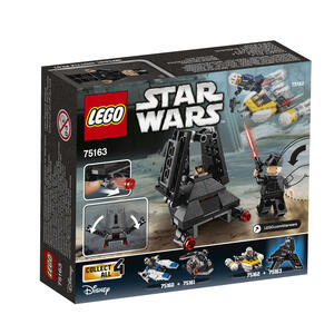 LEGO Star Wars (75163). Microfighter Krennic's Imperial Shuttle - 4