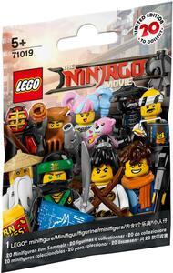 LEGO Minifigures (71019). Expo 60 Minifigures Ninjago Movie