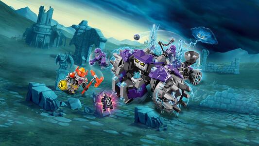 LEGO Nexo Knights (70350). Tre fratelli - 10