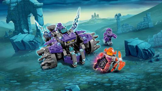 LEGO Nexo Knights (70350). Tre fratelli - 11