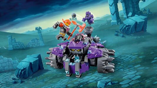 LEGO Nexo Knights (70350). Tre fratelli - 12