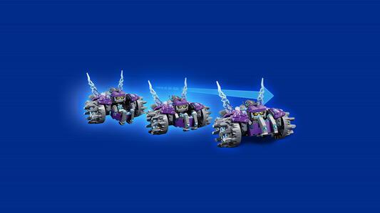 LEGO Nexo Knights (70350). Tre fratelli - 14