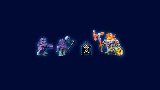 LEGO Nexo Knights (70350). Tre fratelli - 15