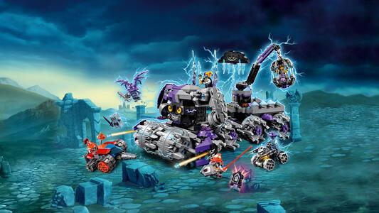 LEGO Nexo Knights (70352). Il quartier generale di Jestro - 10