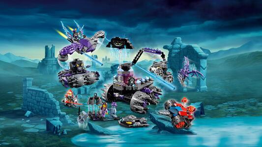 LEGO Nexo Knights (70352). Il quartier generale di Jestro - 11