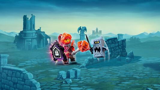 LEGO Nexo Knights (70352). Il quartier generale di Jestro - 12