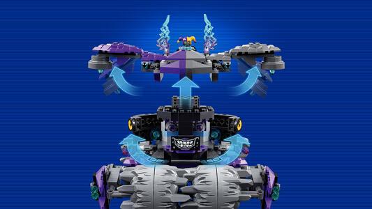LEGO Nexo Knights (70352). Il quartier generale di Jestro - 13