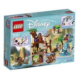 LEGO Disney Princess (41149). L'avventura sull'isola di Vaiana - 6
