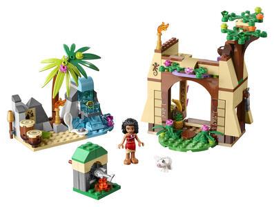LEGO Disney Princess (41149). L'avventura sull'isola di Vaiana - 7