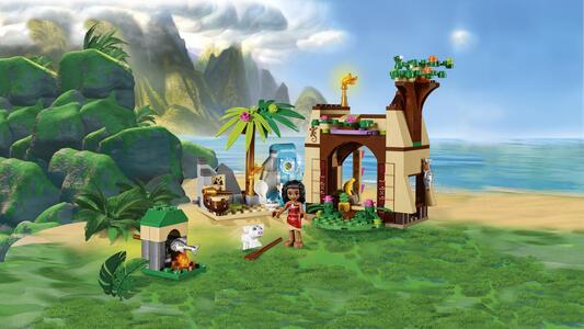 LEGO Disney Princess (41149). L'avventura sull'isola di Vaiana - 9