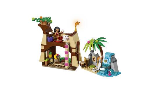 LEGO Disney Princess (41149). L'avventura sull'isola di Vaiana - 10