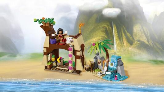 LEGO Disney Princess (41149). L'avventura sull'isola di Vaiana - 11