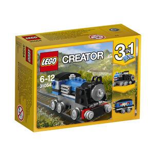 LEGO Creator (31054). Locomotiva Blu - 3