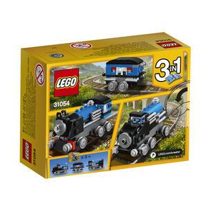 LEGO Creator (31054). Locomotiva Blu - 11