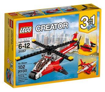 LEGO Creator (31057). Elicottero di soccorso