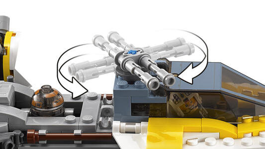 LEGO Star Wars (75172). Y-Wing Starfighter - 5