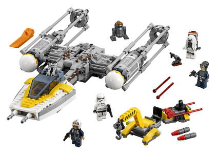 LEGO Star Wars (75172). Y-Wing Starfighter - 6