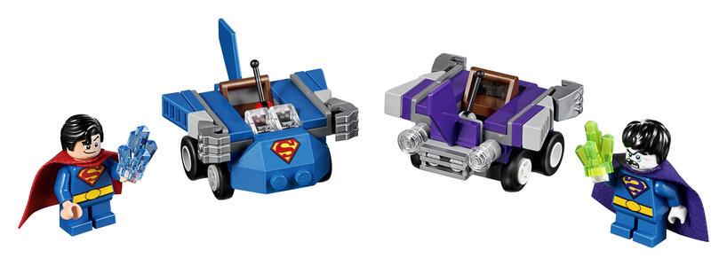LEGO Super Heroes (76068). Mighty Micros: Superman contro Bizarro - 3