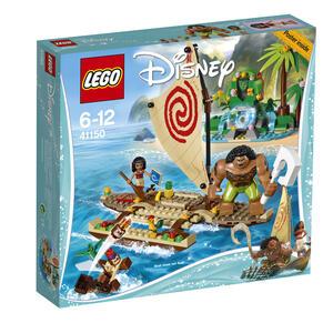 LEGO Disney Princess (41150). Il viaggio sull'oceano di Vaiana - 7