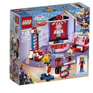 LEGO DC Super Hero Girls (41236). Il dormitorio di Harley Quinn