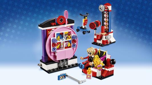LEGO DC Super Hero Girls (41236). Il dormitorio di Harley Quinn - 6
