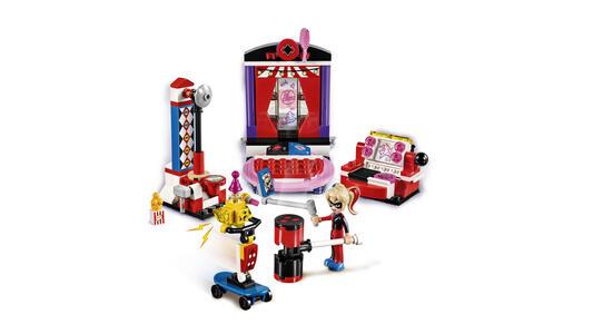 LEGO DC Super Hero Girls (41236). Il dormitorio di Harley Quinn - 7