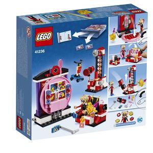 LEGO DC Super Hero Girls (41236). Il dormitorio di Harley Quinn - 8