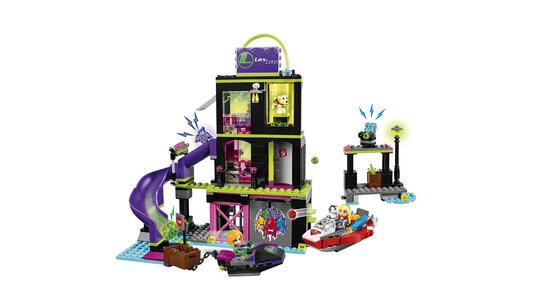 LEGO DC Super Hero Girls (41238). La fabbrica di Kryptomite di Lena Luthor - 6