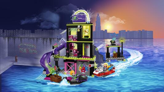 LEGO DC Super Hero Girls (41238). La fabbrica di Kryptomite di Lena Luthor - 7