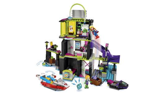 LEGO DC Super Hero Girls (41238). La fabbrica di Kryptomite di Lena Luthor - 8