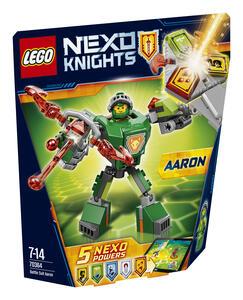 LEGO Nexo Knights (70364). Aaron da battaglia - 2