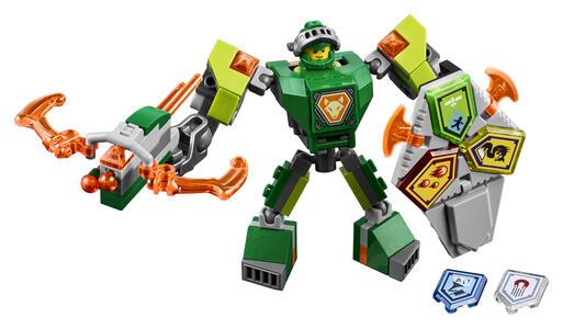 LEGO Nexo Knights (70364). Aaron da battaglia - 3
