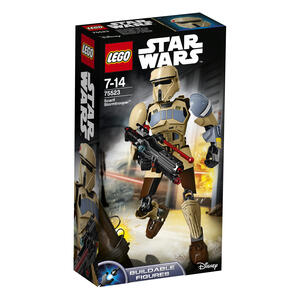 LEGO Star Wars (75523). Scarif Stormtrooper - 2