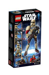 LEGO Star Wars (75523). Scarif Stormtrooper - 5