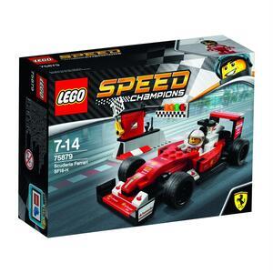 LEGO Speed Champions (75879). Scuderia Ferrari SF16-H - 2