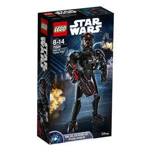 LEGO Constraction Star Wars (75526). Pilota Elite TIE Fighter