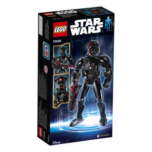 LEGO Constraction Star Wars (75526). Pilota Elite TIE Fighter - 10