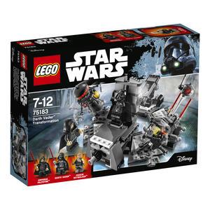 LEGO Star Wars (75183). La trasformazione di Darth Vader - 5