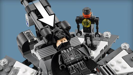 LEGO Star Wars (75183). La trasformazione di Darth Vader - 16