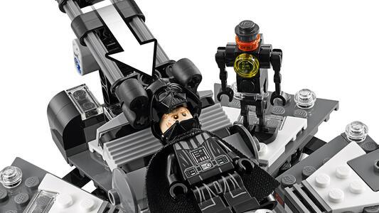 LEGO Star Wars (75183). La trasformazione di Darth Vader - 17
