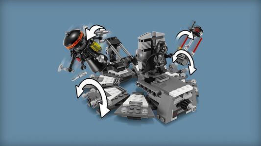 LEGO Star Wars (75183). La trasformazione di Darth Vader - 18