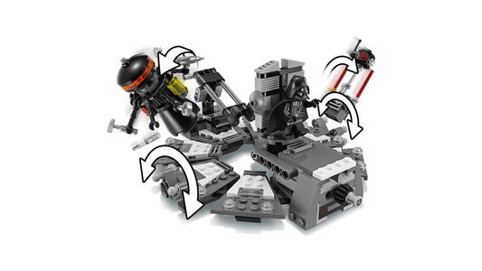 LEGO Star Wars (75183). La trasformazione di Darth Vader - 19