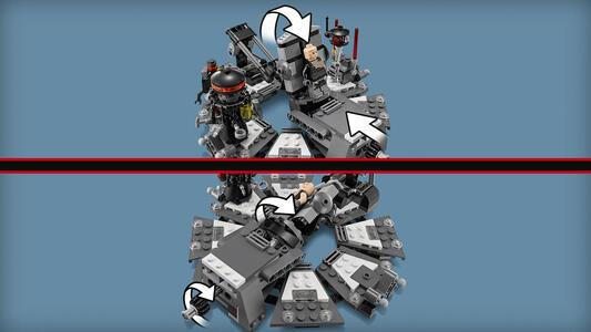 LEGO Star Wars (75183). La trasformazione di Darth Vader - 20