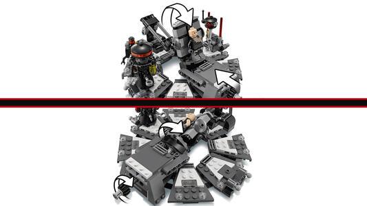 LEGO Star Wars (75183). La trasformazione di Darth Vader - 21