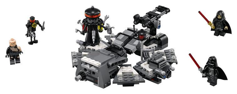 LEGO Star Wars (75183). La trasformazione di Darth Vader - 7